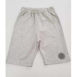 панталонки светло сив меланж-37053
