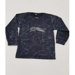 тънка блуза Ягуар-12962