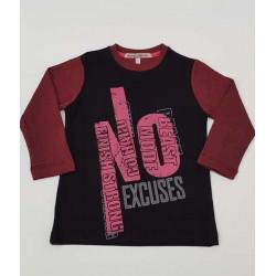 блузка интерлог No Excuses-37039