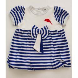 моряшка рокля балон-3227