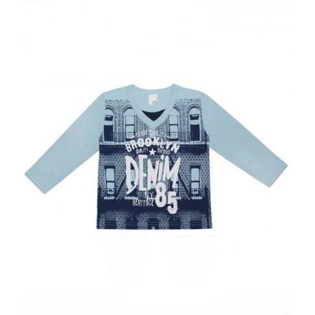 тънка блузка Бруклин-39429