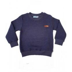 блузка Отобан в тъмно синьо-2818