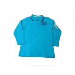блуза с яка-36930
