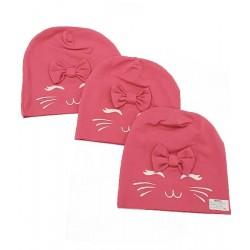 шапка коте-13594