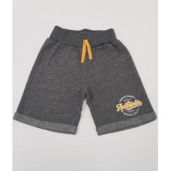 тънки панталонки графит-11591