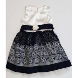 официална рокля в синьо-12900
