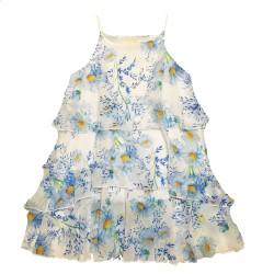 рокля шифон маргарити-22170