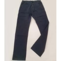 юношески тъмно син панталон-22182