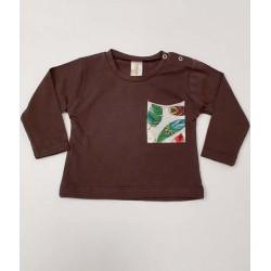 блузка с джобче-011108
