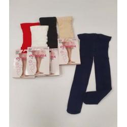 гладък чорапогащник-7718