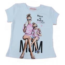 тениска мама и аз Mama of drama-3013
