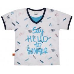 тениска щампа Summer-39490