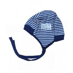 шапка рипс райе с връзки-7222