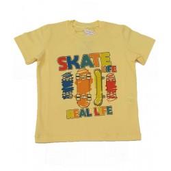 цветна тениска Skate