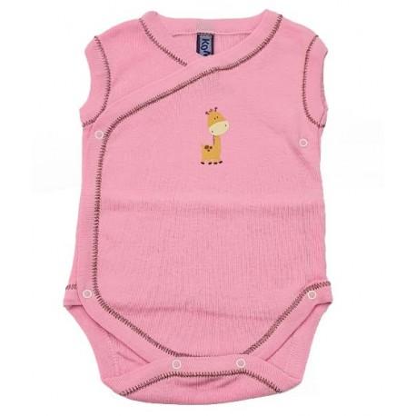 розово боди Жирафче-720106