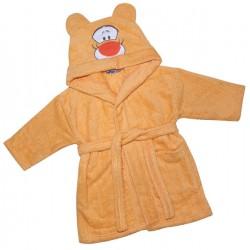 халат в оранжево Тигър-38971