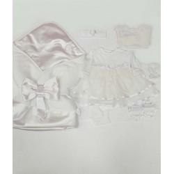 рокля с портбебе за изписване итрерлог-60121