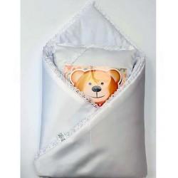 пелена с възглавничка сатен-50006