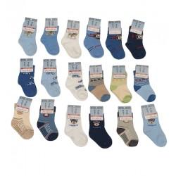 безшевни чорапки момче-35000