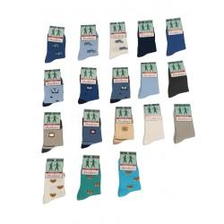 безшевни чорапки момче-35001