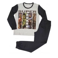 пижама Супергерои-4567