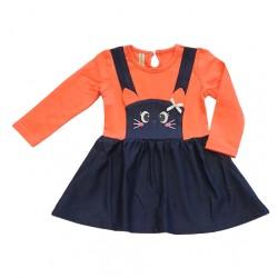 рокля Котенце-11836