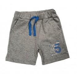 къси панталонки в светло сиво-39549