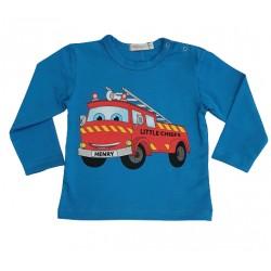 тънка блузка пожарна-67152