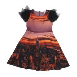 рокля трико Ню Йорк-13369